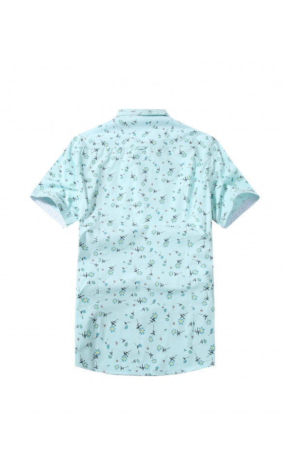 Koszula męska Kacper miętowa