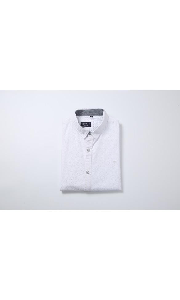 Koszula męska Carl biała