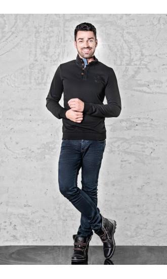 Sweter meski Marco Czarny