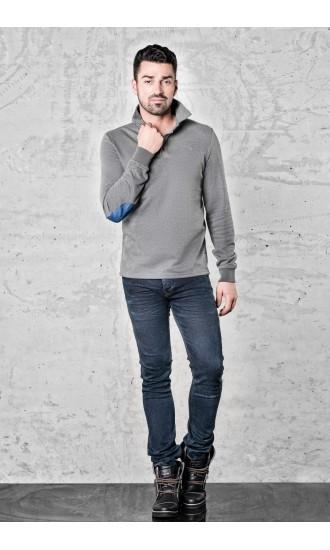 Sweter meski Nick Szary