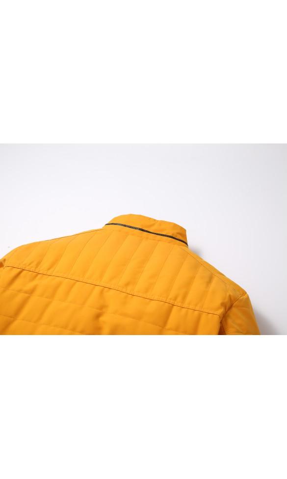 Kurtka męska Klaudiusz żółta