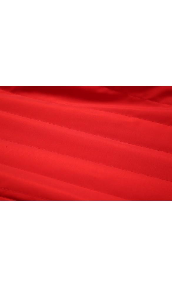 Kurtka męska Klaudiusz czerwona