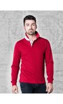 Sweter meski Ted Czerwony