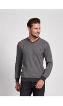 Sweter meski Samuel Szary
